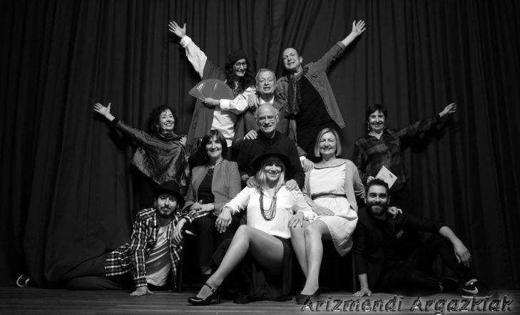 Concierto de Jazz y teatro en Kutxa Kultur Kluba