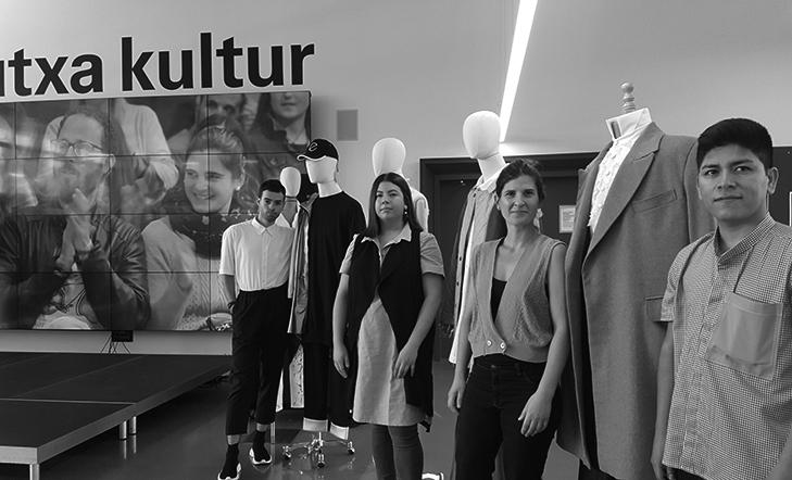 Seleccionados los diseñadores que disfrutarán una residencia de un año en Kutxa Kultur