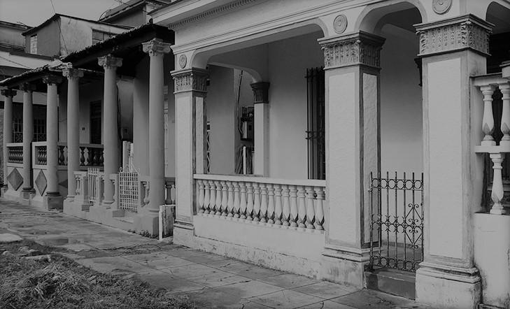 La  Habana,  la  ciudad  de  las  columnas