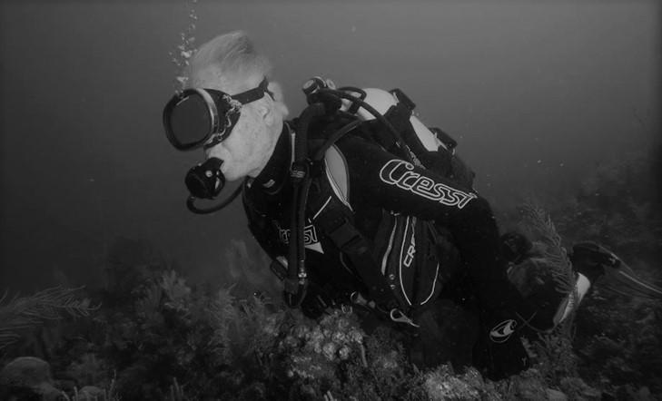 Eduard Admetlla, el amigo de los peces | Buceo con escafandra