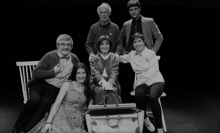 Un baúl lleno de historias | Teatro Estudio