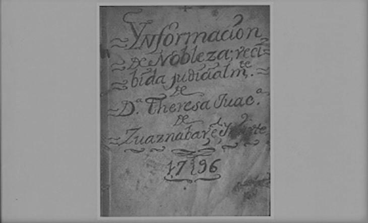 El sistema electoral vasco hasta 1835. El papel de las Hidalguías