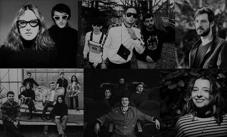 Conoce las bandas y solistas Kutxa Kultur Musika 2021