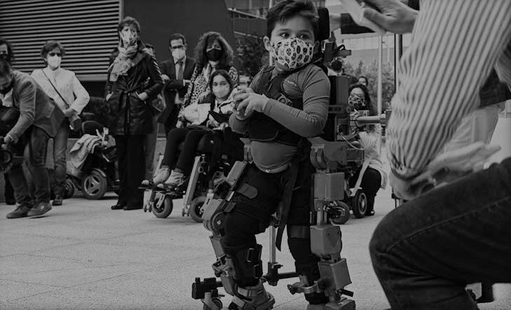 Exoesqueletos: Robótica y automática