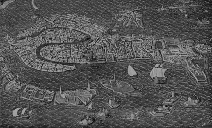 Venecia, el origen y esplendor de su arte