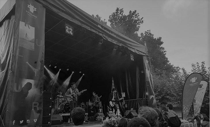Hipodromoan  Kutxa  Kultur  Musikaren  argazkiak