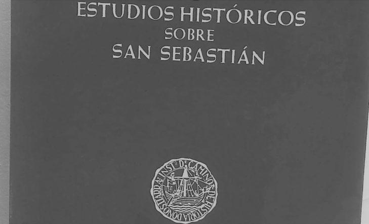 Presentación del Boletín nº 53 de Estudios Históricos sobre San Sebastián