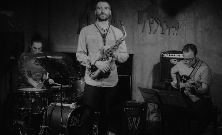 El joven jazz local vuelve a Kutxa Kultur Kluba