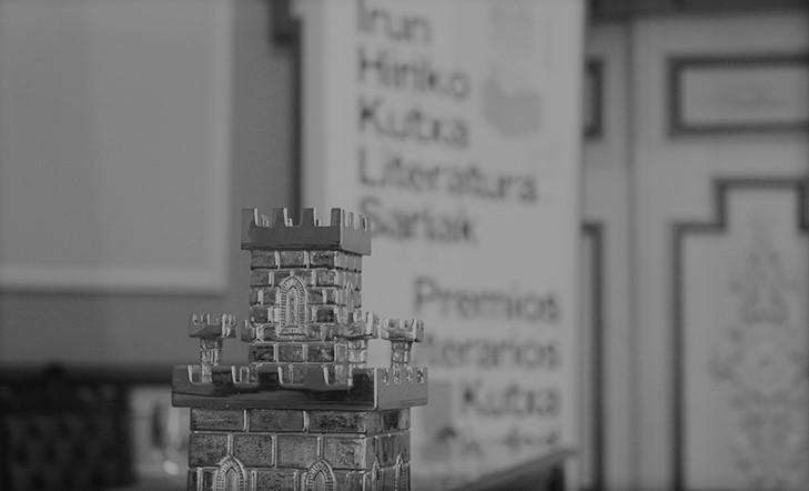 ¡Últimos días! 43 edición de los Premios Literarios Kutxa Ciudad de Irun