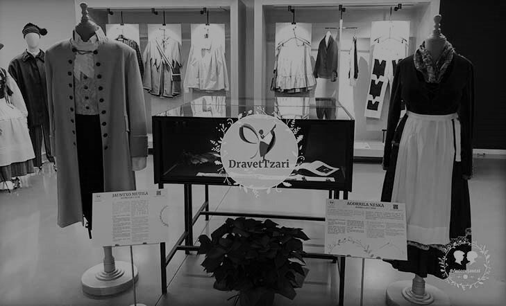 Kutxa Kultur Moda apoya la cultura tradicional inclusiva conDravetTzari