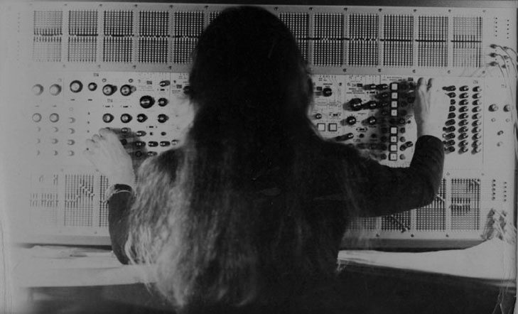 Occan Delta |  Eliane Radigue