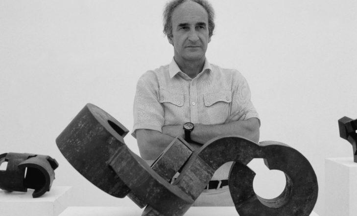 Conferencia sobre Eduardo Chillida