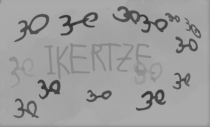 Ikertze | 30 aniversario 1991-2021