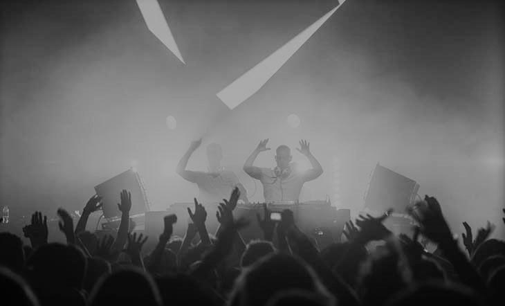 DJ tailerra + produkzioa Juan Dilagorekin