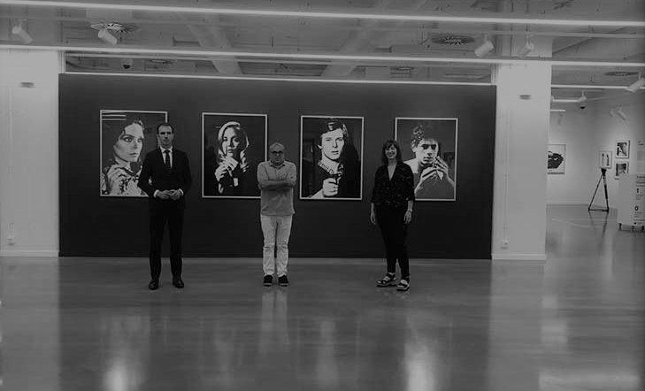 Presentación de la exposición 'Oscuro objeto de deseo'