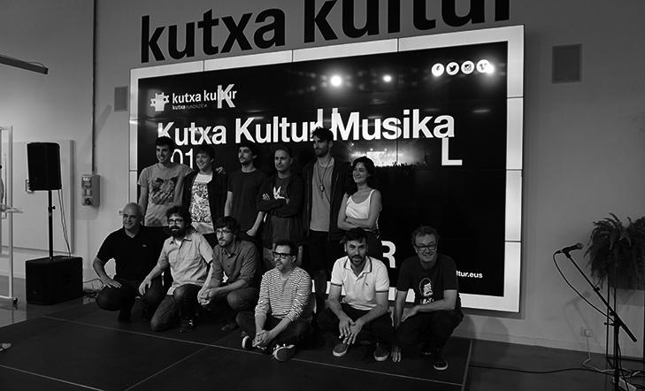 Kutxa Kultur Musika 2017 en el Donostia Kutxa Kultur Festibala