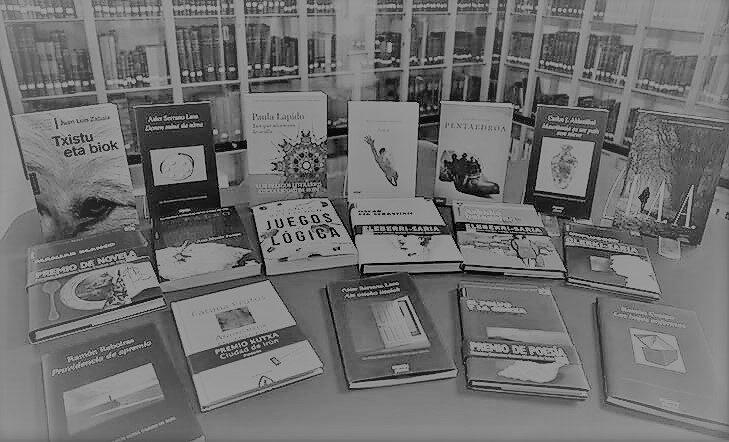 Irun Hiriko Kutxa Literatur Sarien Banaketa Ekitaldia (50. urteurrena)