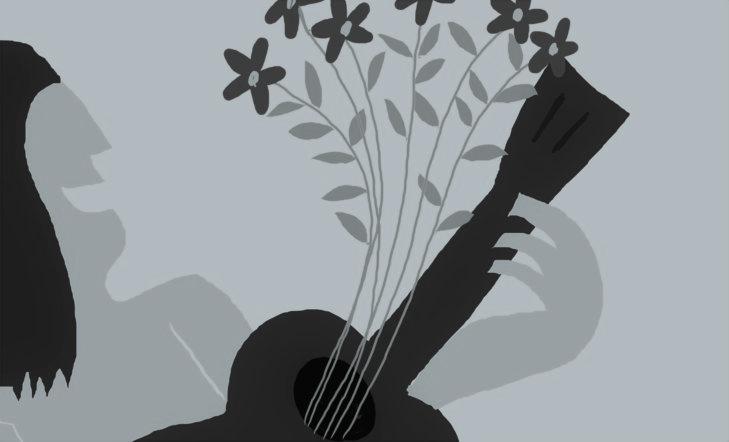 Exposición y arte en vivo del ilustrador Iñaki Martiarena