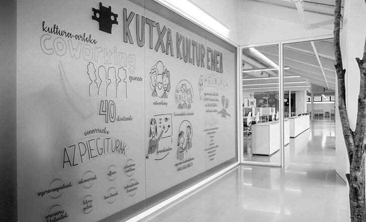 Hamar kide berri Kutxa Kultur Enean