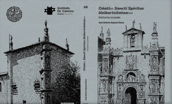 Presentación del libro «Historia Social de la Universidad Sancti Spiritus de Oñati»