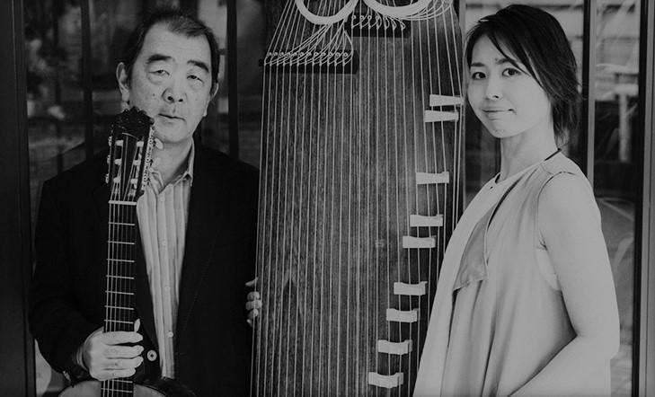 Norio  Sato  &  Maya  Kimura