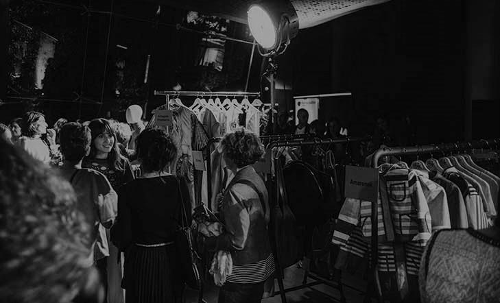 Desfile de las diseñadoras de Kutxa Kultur Moda 2019 | fotos