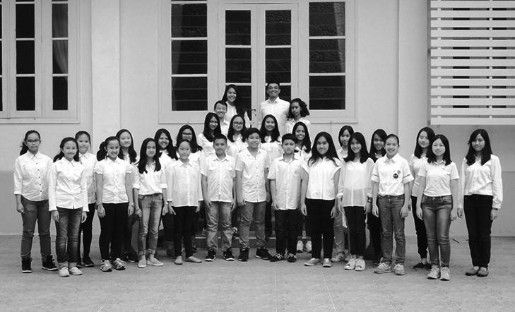 Saint Angela Children's Choir  |  Indonesia