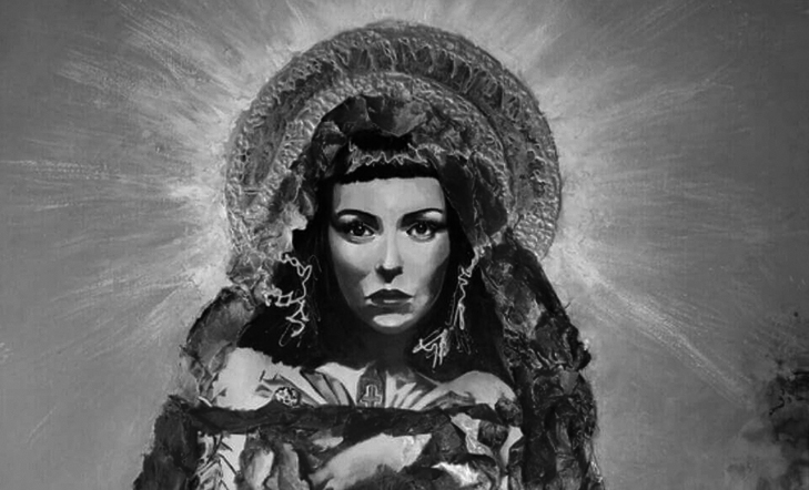 Arte en vivo | Visions of Theda Bara (by Paoletta)