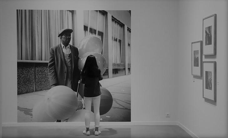 Vivian  Maier  |  familientzako  tailerrak