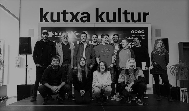 Kutxa  Kultur  Musika  2018  |  Hauek  dira  sei  aukeratuak