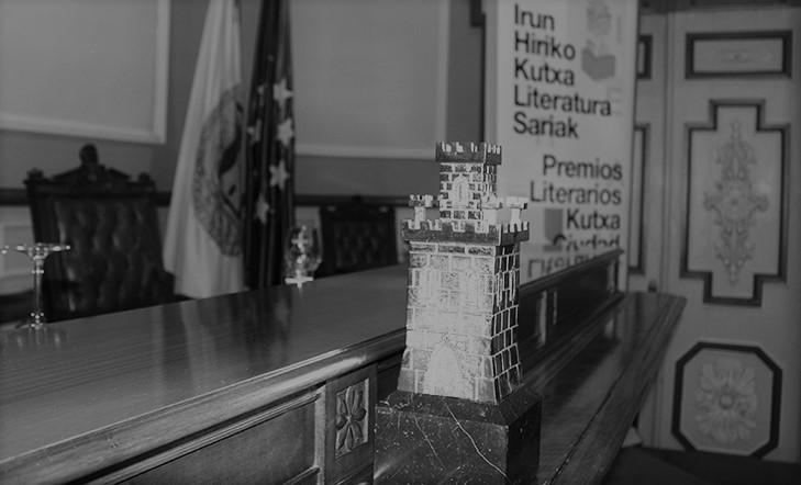 Ganadores | XLIII Premios Literarios Kutxa Ciudad de Irun