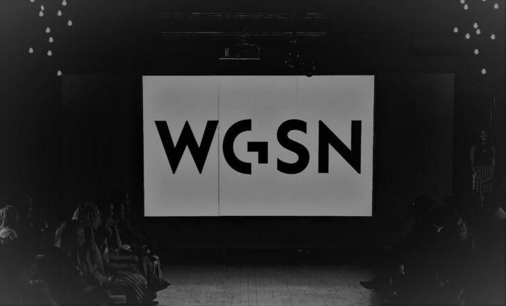 Presentación de WGSN en tendencias AW20/21