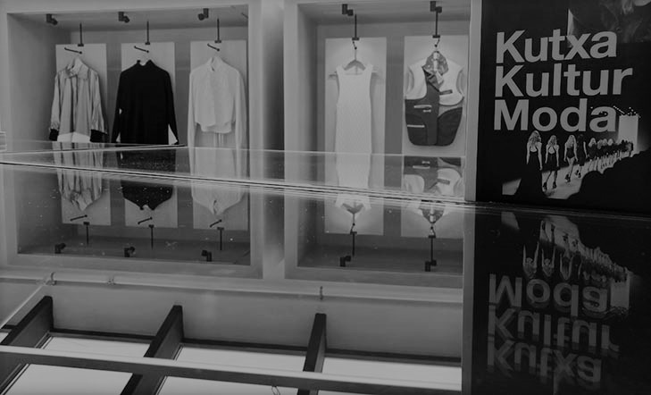 Kutxa Kultur Moda 2018/19 | Prolongamos el plazo de solicitud