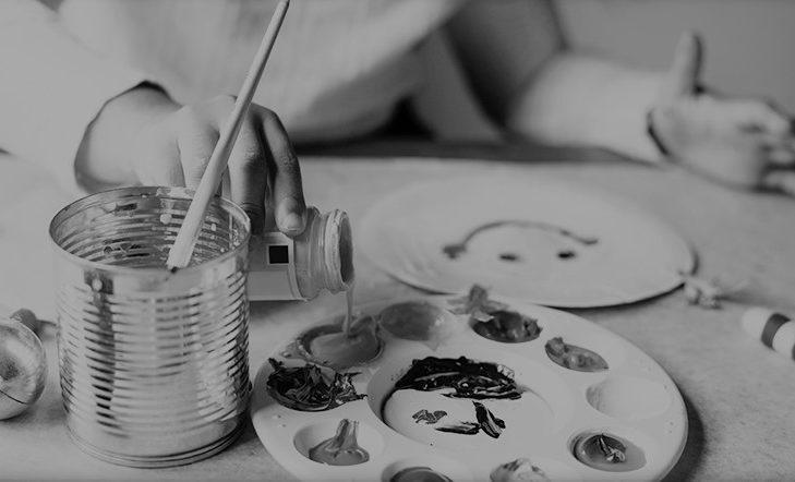 Artistas del acrílico