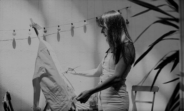 Arte en vivo | Alabama Banana & Kutxa Kultur Moda «Cadáver exquisito»