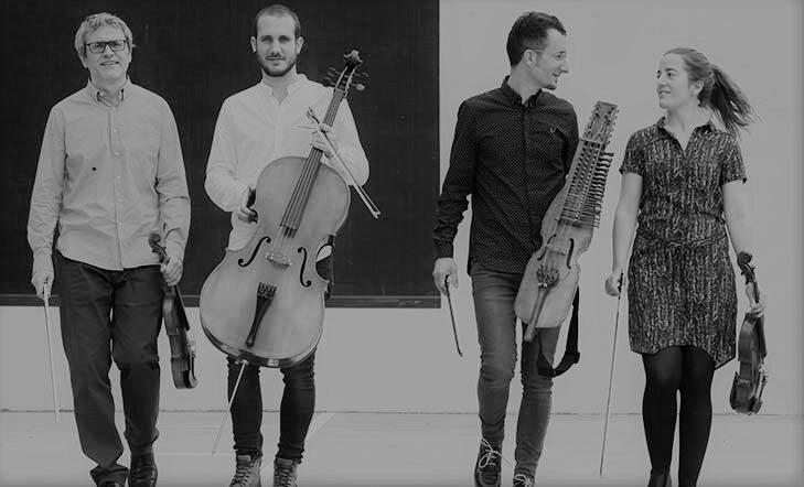 Kutxa Kultur Gauak   Alos Quartet – 20 años