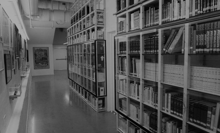 Nueva Biblioteca Dr. Camino – Serapio Múgica en Kutxa Kultur