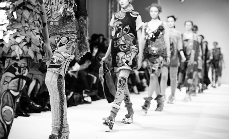 Desfile Kutxa Kultur Moda
