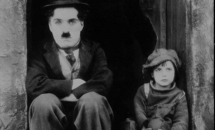 Cine en familia «El chico» Charles Chaplin