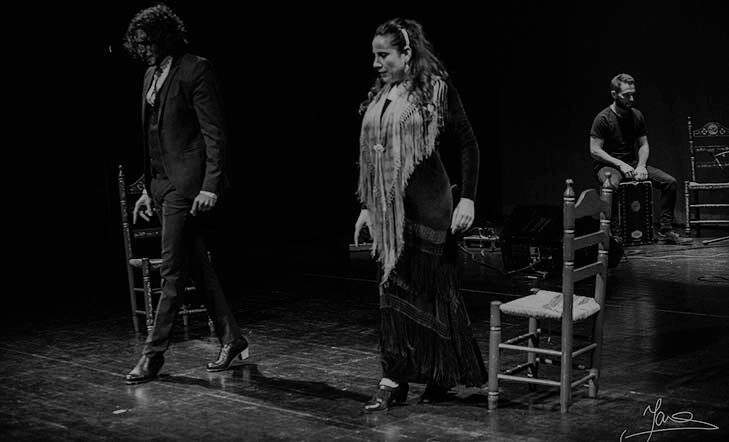 """De raíz"" flamenko ikuskizuna"
