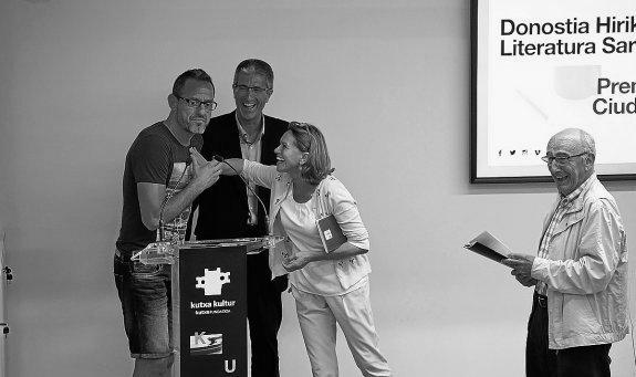 Premios Literarios Kutxa Ciudad de San Sebastián
