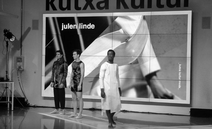Kutxa Kultur Moda pisó con fuerza este sábado la pasarela