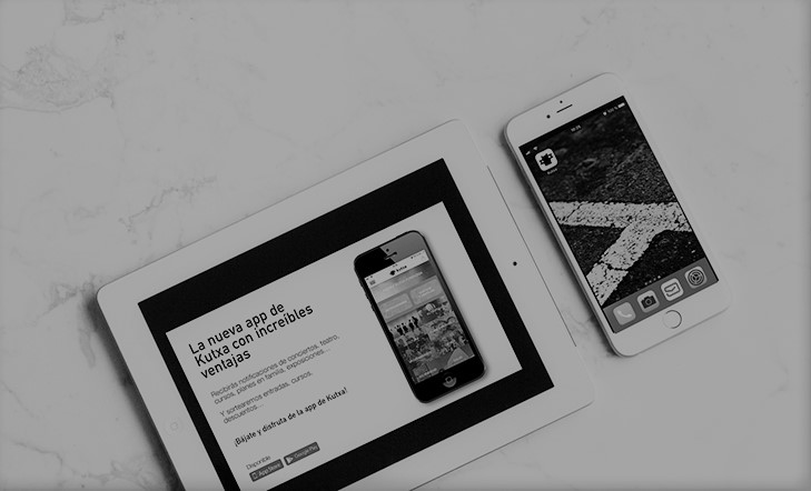 ¡Bájate la app de Kutxa!