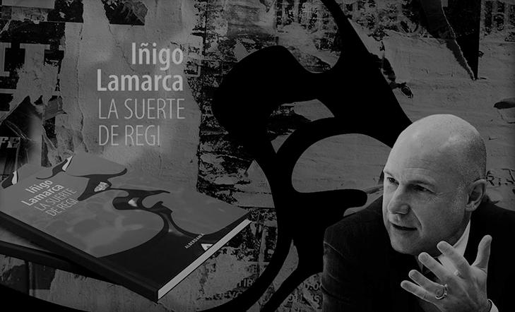 «La suerte de Regi» Iñigo Lamarca   coloquio