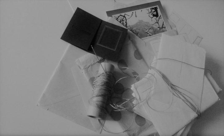 Creando un libro de artista con nuestros recuerdos