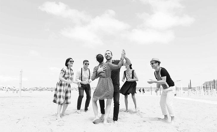 Lindy  Hop  |  Donosti  Belle  Swing  Jaialdiaren  3.  Edizioa