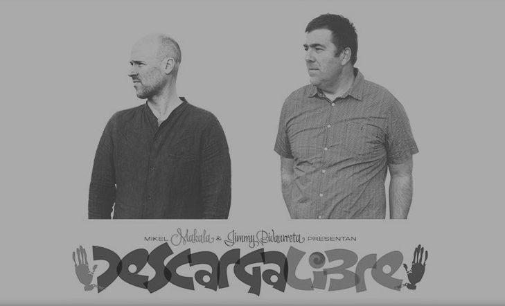 "Makala & Jimmy Bidaurreta ""Descarga Libre"""