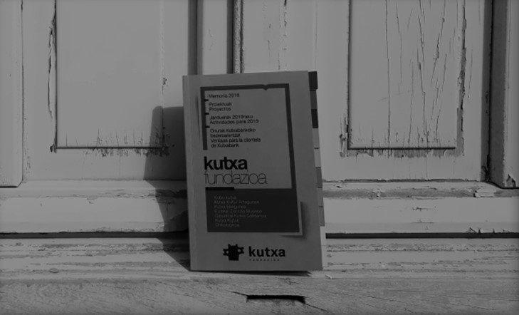 Publicada la Memoria de actividades 2018 de Kutxa