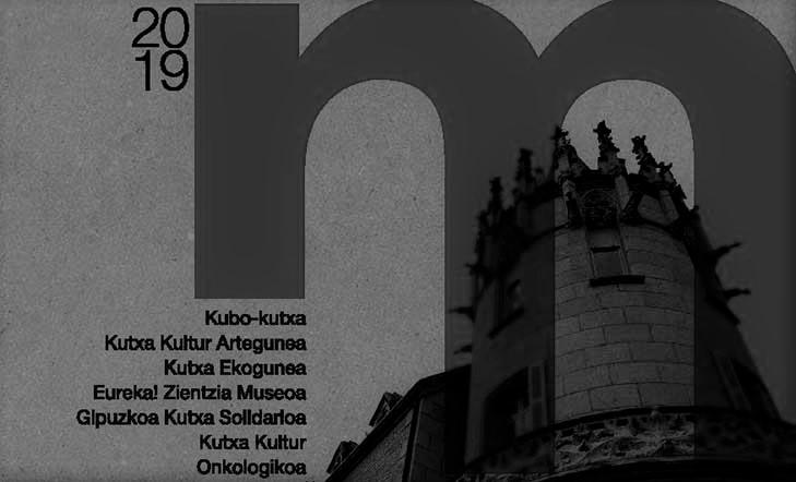 Kutxa publica la Memoria de actividades 2019