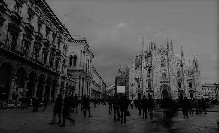 Milan: Mediolanum erromatarretik modaren hiriburura. Artea eta Historia